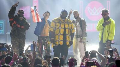 Esto fue lo más trending de la noche durante los Premios Juventud 2019