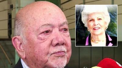 Sergio Corona no pudo contener las lágrimas al recordar el legado de la fallecida Fela Fábregas