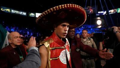 David Benavidez, el campeón supermediano más joven de la historia, da positivo por cocaína
