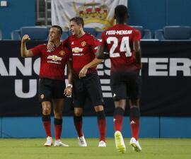 En fotos: Real Madrid arrancó la era Lopetegui con derrota contra Manchester United