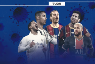 ¡Cracks devaluados! Figuras del futbol mundial se depreciaron en el 2020