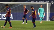 El Barcelona y los Cuartos de Final de la Champions, una relación tóxica