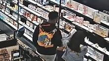 Pareja roba perfumes valorados en $3,500 de una tienda y todo fue captado en cámara