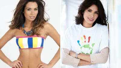 Marisela De Montecristo cambia sus bikinis por una noble causa