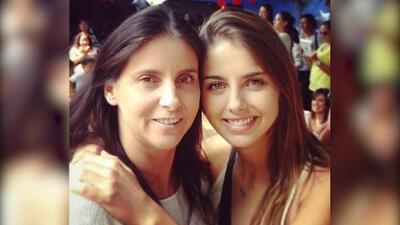 Michelle Renaud revela el deseo que su mamá no alcanzó a cumplir antes de morir