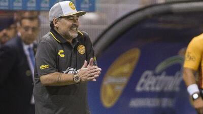 Sinaloa vivió la fiesta del 'Pelusa': así fue el estreno triunfal de Maradona