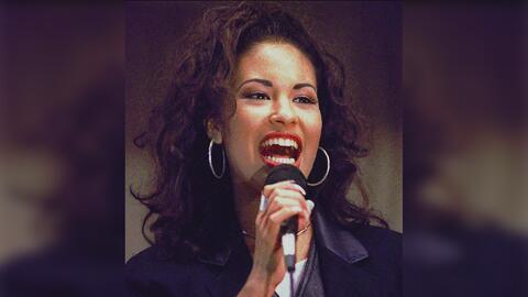 Usuarios rinden tributo a Selena Quintanilla quien hoy 16 de abril cumpliría 48 años
