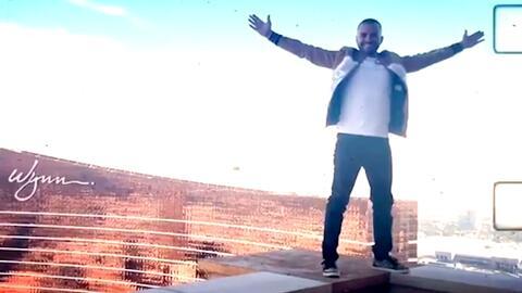 Nacho se llena de lujos en Las Vegas… después de dos meses de penurias sin pasaporte