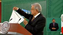 """López Obrador dice que en su gobierno """"no hay corrupción"""", pero las cifras dicen lo contrario"""