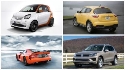 Estos 16 carros no regresarán en 2018