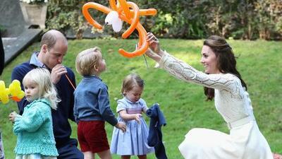 Esta es la valiosa lección que Kate Middleton inculca a sus hijos