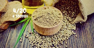 4/20 es el día no oficial del cannabis... y también se celebra entre foodies