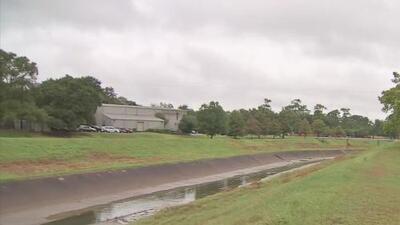 Vigilan de cerca el nivel del agua en ríos en el condado de Harris debido a la tormenta tropical Imelda