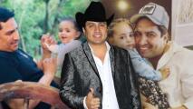 Julión Álvarez regresó a su vida de campo y fortaleció su relación con sus hijas, gracias a la pandemia