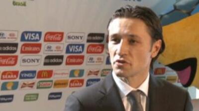 El DT de Croacia, Nico Kovac,arremete contra el árbitro del Brasil vs Croacia