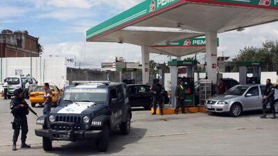 Al menos 10 estados en México sufren desabastecimiento de combustible