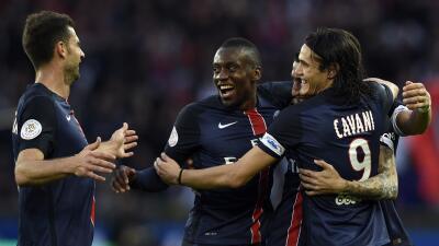 France Football proclama a Matuidi mejor futbolista francés del 2015