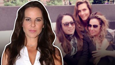 Kate del Castillo busca reconciliarse con sus amigas 'Las Lagartonas' (aunque una de ellas ya no quiere)