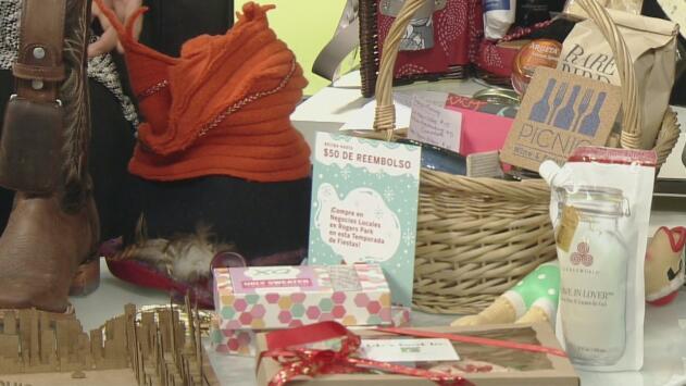 La importancia de comprar tus regalos de Navidad en negocios pequeños y apoyar el comercio local