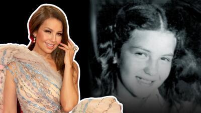 Thalía hizo una visita al pasado tras su actuación en Premio Lo Nuestro 2019