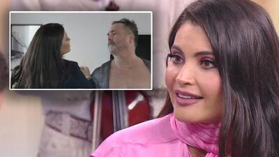 Chiquinquirá Delgado regresa a la actuación con un polémico personaje en 'Por amar sin ley'