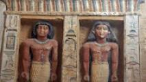 Así es la tumba de 4,400 años que arqueólogos descubrieron intacta en Egipto