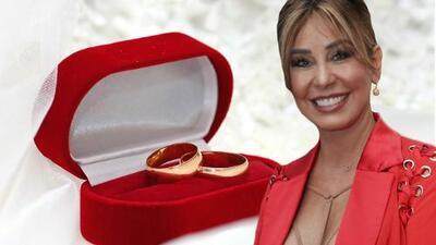 Myrka Dellanos quiere casarse por cuarta vez (también sueña con volver a la tele y con una boutique)