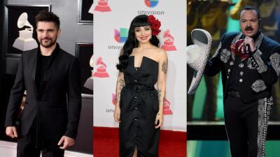 ¿Pepe Aguilar y Juanes metaleros? No vas a creer cómo iniciaron su carrera estos famosos