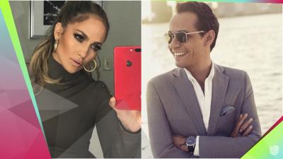 Esta es la 'pandilla' de famosos que armaron Jennifer López y Marc Anthony para ayudar a México y Puerto Rico