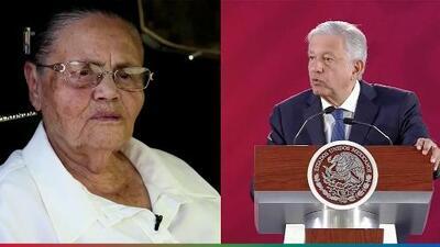 AMLO responde a la mamá de 'El Chapo' sobre el apoyo que le pidió  y Don Telaraño tiene sus dudas