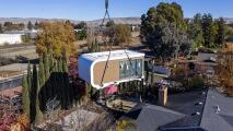 Estas casas hechas con impresoras 3D pueden ser el futuro de la vivienda asequible