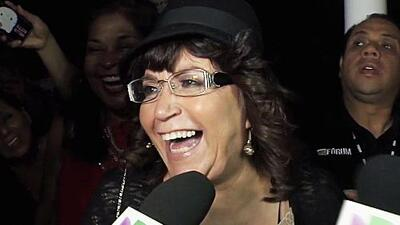 Doña Rosa Rivera opinó sobre Don Pedro y su lanzamiento a la bachata