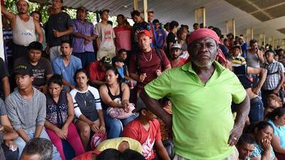 El incierto futuro de la caravana de inmigrantes centroamericanos que despertó la ira de Trump
