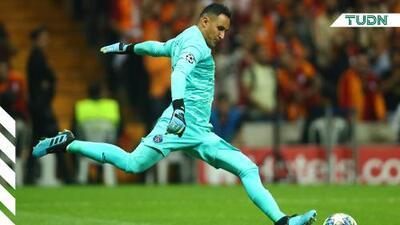 Revelan el millonario sueldo de Keylor Navas en el PSG