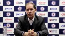 """Cruz Azul se queja por arbitraje: """"Nos  sentimos perjudicados"""""""