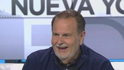 Así fue la visita de Raúl de Molina por Nueva York y los estudios de Noticias Univision 41