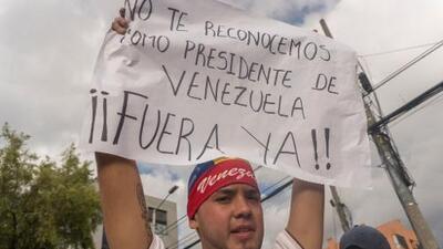 La nueva crisis que comienza en Venezuela: el desconocimiento del gobierno de Maduro aumenta la inestabilidad política