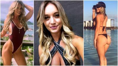 Española, inspiración fitness y campeona de bikini, ella es Sara Natividad