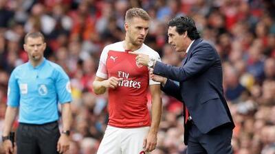 Unai Emery considera que el Liverpool puede igualar al Arsenal 'invencible' de Wenger