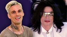 Aaron Carter cambia su versión sobre Michael Jackson y ahora dice que sí actuó de forma impropia