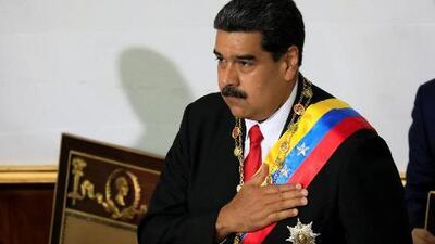 Liberación de presos políticos y promesas de diálogo: Maduro juramenta ante la Asamblea Nacional Constituyente