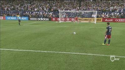 Así se vivió la intensa tanda de penales entre las Estrellas de la MLS y Real Madrid
