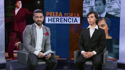 Joao Aguilera, hijo de Juan Gabriel, visitó nuestro estudio para hablar de su primer encuentro en la corte con sus otros hermanos