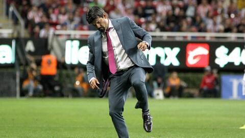 """Cardozo: """"México jugó bien, Paraguay no me gustó, no es lo que pretendemos"""""""