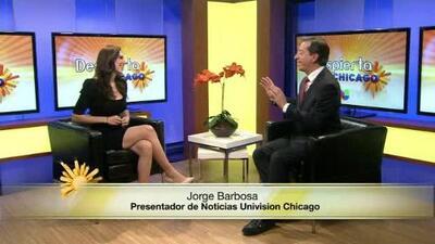 Jorge Barbosa visita Despierta Chicago!