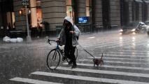 Lluvia y frío en camino: el pronóstico para este sábado en Nueva York
