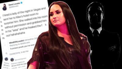 La broma de Demi Lovato que no le dio risa a sus fans (tuvo que pedir perdón) 🤦♀️