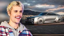 Así es el nuevo carro de Justin Bieber que parece una nave espacial