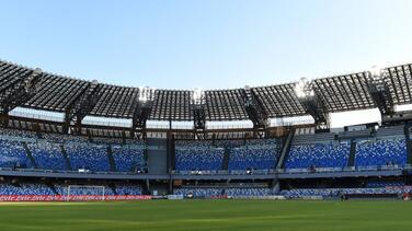Nuevo Estadio Maradona: proponen cambio de nombre al estadio San Paolo
