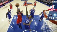 Los Sixers logran pequeña venganza ante Kawhi Leonard y los Clippers